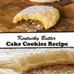 Kentucky Butter Cake Cookies Recipe