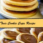 Twix Cookie Cups Recipe
